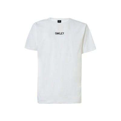 オークリー(OAKLEY) エンハンス FGL 半袖Tシャツ 1.0 FOA401658-100 (メンズ)
