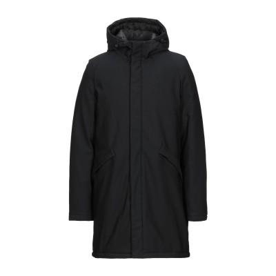 IMPURE コート ブラック S ナイロン 92% / ポリウレタン 8% コート