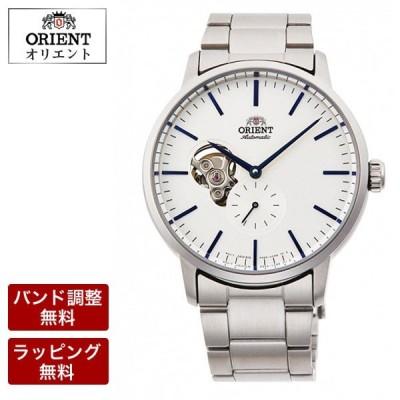 オリエント 腕時計 ORIENT コンテンポラリー セミスケルトン 機械式 自動巻 手巻き メンズ 腕時計 RN-AR0102S