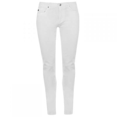 エージージーンズ AG Jeans レディース ジーンズ・デニム ボトムス・パンツ AG 434 Jeans White