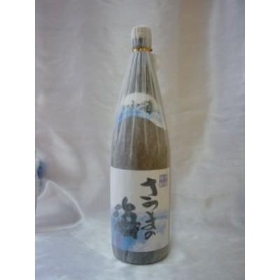 さつまの海 25度 1800ml 白麹仕込芋焼酎 大海酒造 1.8L