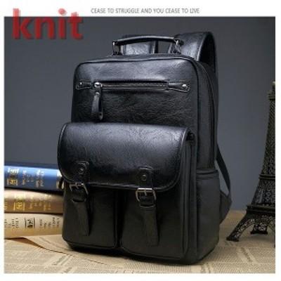リュックリュックサックメンズリュック大容量アウトドア旅行デイパック黒リュックリュックバッグ