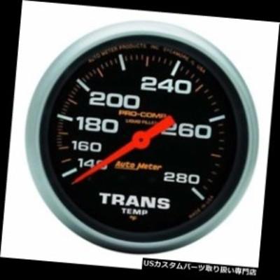 タコメーター オートメーター5451 Pro-Compメカニカルトランスミッション温度計  Auto Meter 5451 P