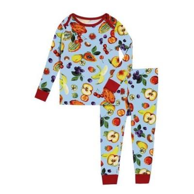 ベッドヘッド ガールズ 寝具 パジャマ Long Sleeve Two-Piece Boo Boo PJ Set (Infant)