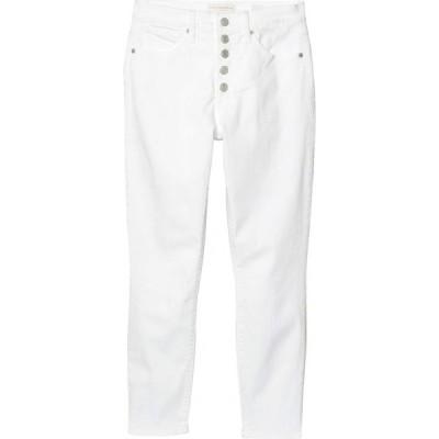 ラッキーブランド Lucky Brand レディース ジーンズ・デニム ボトムス・パンツ High-Rise Bridgette Skinny Jeans in Clean White Clean White