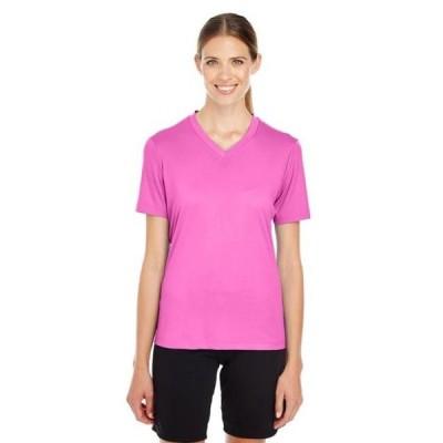 ユニセックス 衣類 トップス Team 365-Ladies Zone Performance T-Shirt-TT11W Tシャツ