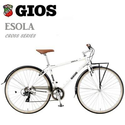 ジオス クロスバイク ジオス イソラ GIOS ESOLA ホワイト
