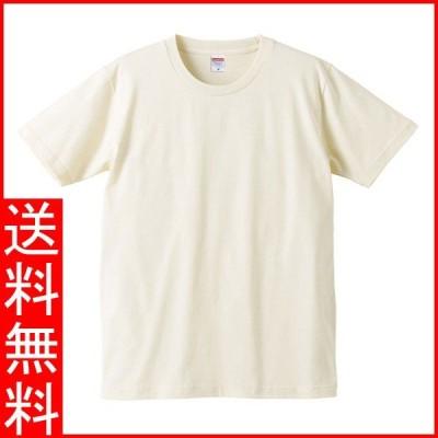 Tシャツ メンズ レディース 半袖 無地 丸首 大きい 綿 綿100 シャツ tシャツ スポーツ クルーネック ブランド トップス 男 女 丈夫 s m l 2l 3l 4l ベージュ