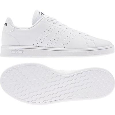 adidas(アディダス) ADVANCOURT BASE アドバンコート ベース 男女兼用 EE7691-220