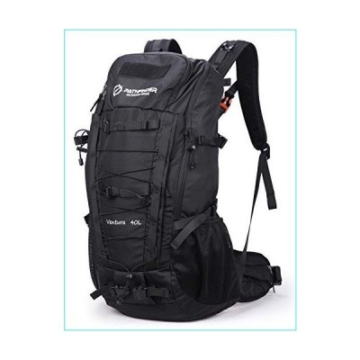 Ventura 40L Outdoor/Travel Backpack (Black)