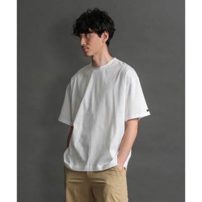 tシャツ Tシャツ 【LOVELESS】MEN はっ水コットンビッグTシャツ