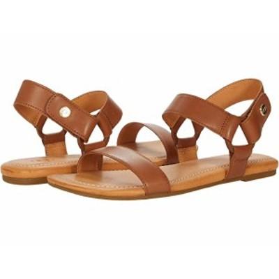 (取寄)アグ レディース ライネル UGG Women's Rynell Tan Leather