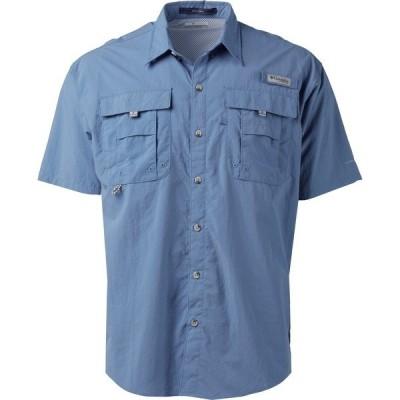 コロンビア シャツ トップス メンズ Columbia Sportswear Men's Bahama II Shirt Blue Medium 03