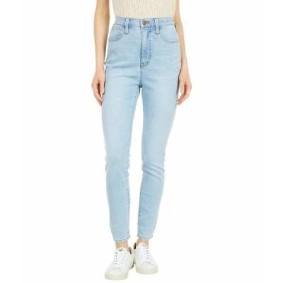"""メイドウェル デニムパンツ ボトムス レディース 11"""" High-Rise Roadtripper Jeans in Meade Wash Meade Wash"""