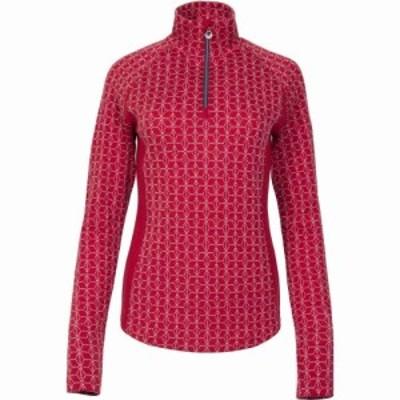 ダーレ オブ ノルウェイ Dale of Norway レディース ニット・セーター トップス Dale Of Norway Stjerne Basic Sweater Raspberry/White