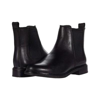 クラークス Clarkdale Arlo レディース ブーツ Black Leather 1