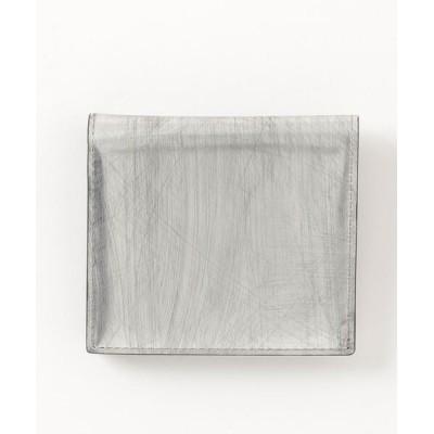 ROYAL FLASH / PATRICK STEPHAN/パトリックステファン/Leather wallet 'compact'コンパクトウォレット/182AWA06 MEN 財布/小物 > 財布