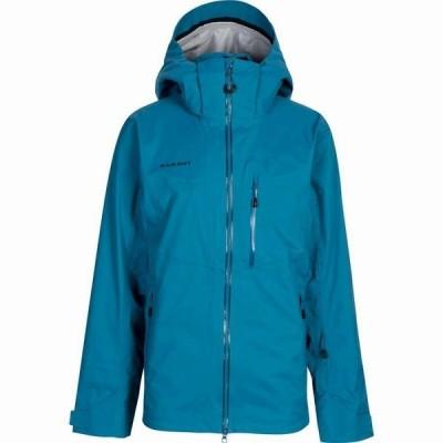 (取寄)マムート ハードシェル ジャケット - メンズ Mammut Stoney Hardshell Jacket - Men's Sapphire
