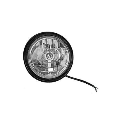 〈新品〉Acouto 5.75in Motorcycle Headlight,12V Aluminium Alloy LED Headlight Headla