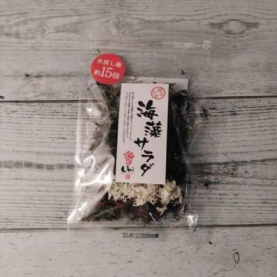ベストアメニティ 熊本県 天草産 天然海藻サラダ 乾燥 12g