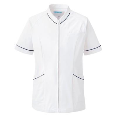 055 KAZEN スクラブ(男女兼用) ナースウェア・白衣・介護ウェア