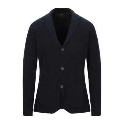 LIU •JO MAN テーラードジャケット ダークブルー L ウール 80% / ナイロン 20% テーラードジャケット