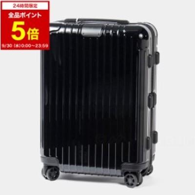 【全品ポイント5倍!9/30(水)0:00~23:59まで】リモワ RIMOWA スーツケース エッセンシャルキャビンS ESSENTIAL CABIN S ブラック BLACK
