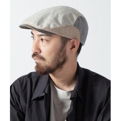 Ray's Store / Linen Glen Hunt / 麻グレンハント WOMEN 帽子 > ハンチング/ベレー帽