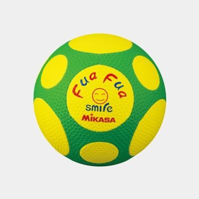 【MIKASA】ふぁふぁサッカー4号 FFF4-YG 小学生用 4号サッカーボール