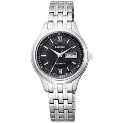 シチズン CITIZEN コレクション 腕時計 レディース ペアウォッチ メカニカル 自動巻き 機械式 PD7150-54E