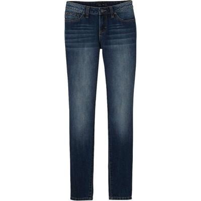 プラーナ Prana レディース ジーンズ・デニム ボトムス・パンツ London Jean Antique Blue