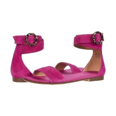 Naturalizer ナチュラライザー レディース 女性用 シューズ 靴 サンダル Talia - Hibiscus Suede