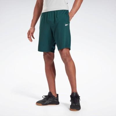 返品可 リーボック公式 ショーツ Reebok ワークアウト レディ アクティブチル ショーツ / Workout Ready ACTIVCHILL Shorts