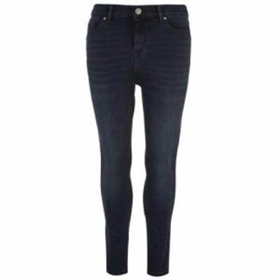 ファイヤートラップ Firetrap レディース ジーンズ・デニム ボトムス・パンツ High Waisted Jeans Dark Wash