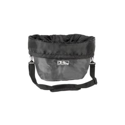 自転車バッグ M-WAVE YD-2323 UTRECHT BAG バスケットバッグ ブラック