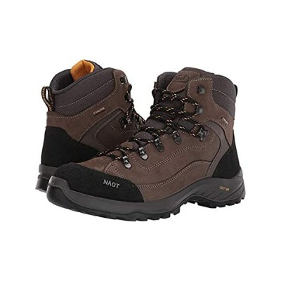 NAOT Hiker - Odyssey, Color: Black/Tan/Grey, Size: 42 (98006-A25-42)