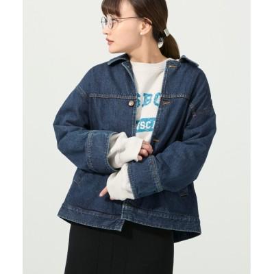 M nort / 【わたなべ麻衣プロデュース】岡山デニム デニムジャケット WOMEN ジャケット/アウター > デニムジャケット