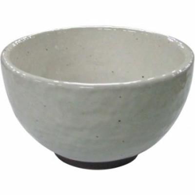 EBM-8180410 モダンホワイト 多用丼 4寸(φ126) (EBM8180410)