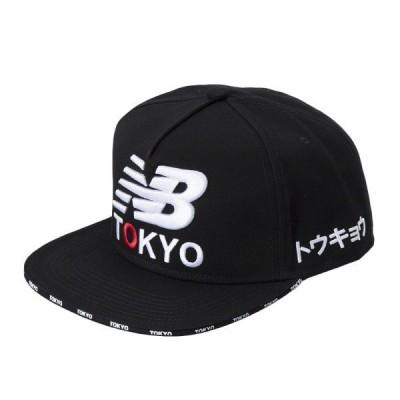 New Balanceウェア ニューバランスウェア Tokyo Cap JACL9913BK BK(ブラック)