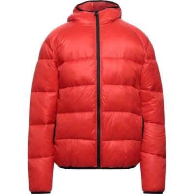 SUNS メンズ ジャケット アウター Synthetic Padding Red
