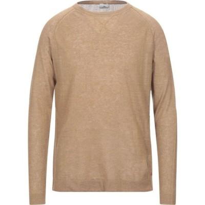 ピューテリー PEUTEREY メンズ ニット・セーター トップス sweater Camel