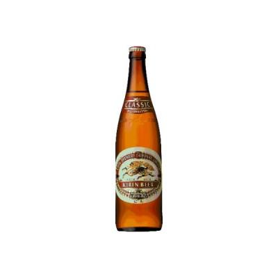 ふるさと納税 取手市 キリンビール取手工場産クラシックラガービール大瓶12本セット