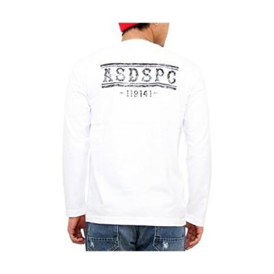 (アスナディスペック)ASNADISPEC ロンt tシャツ メンズ 大きいサイズ ティシャツ 長袖Tシャツ -119141- ロゴ log