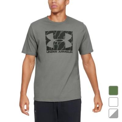 アンダーアーマー メンズ 半袖Tシャツ UA BOXED SPORTSTYLE CAMO FILL SS 1351616 スポーツウェア UNDER ARMOUR