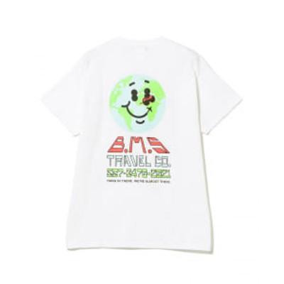 BEAMS T / Hikaru Matsubara TRAVELING Tシャツ