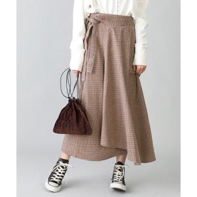 スカート PENDLETON/ペンドルトン Wrap Skirt/ラップスカート(ロングスカート、巻きスカート)