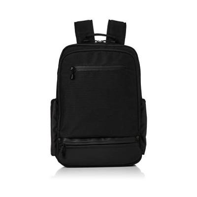 [ノーマディック] リュックサック 撥水 ビジネス リュック RS-04 (ブラック Free Size)