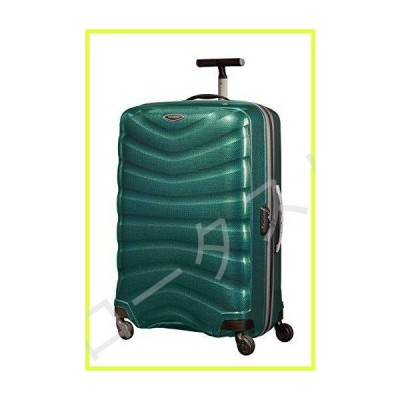 Samsonite Unisex_Adult Luggage Suitcase, Racing Green, L (75 cm - 93 L) 並行輸入品