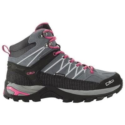 シーエムピー レディース シューズ ブーツ Rigel Mid WP Hiking Boots