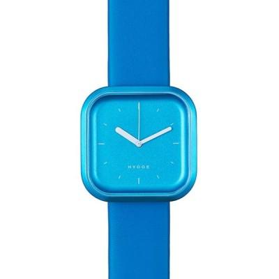 ヒュッゲ HGE020068 Vari Line Ocean Blue バリライン オーシャンブルー 腕時計 ユニセックス おしゃれ かわいい HYG